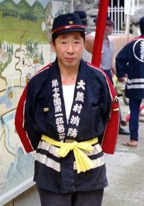 奥山庫治 昭和46年
