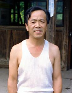 佐藤文吉 昭和46年 及位駅前