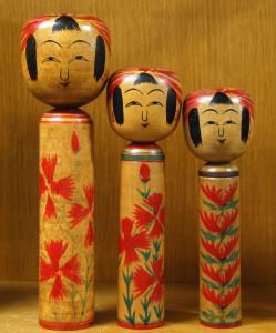 いづれも昭和18年の作、仙台南北堂より売られたもの。