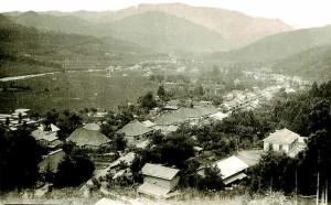 戦前の秋田県 大湯温泉 絵葉書