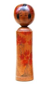 〔20.3cm(大正末期)(植木昭夫)〕 現存の最も古い時期の竹雄の一つ
