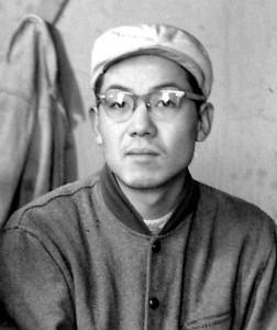 本多洋:昭和34年12月(山本侘介撮影)