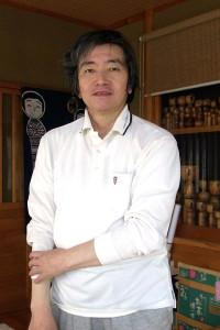 盛美津雄 2012年6月14日撮影