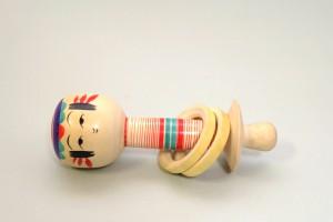 第16回頒布品「人形笛」鎌田文市(白石)