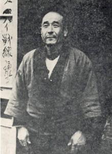 坂下権太郎 (〈こけし・人・風土〉水谷泰永撮影)