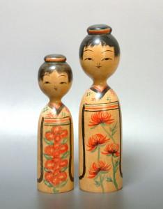 〔15cm、18cm(昭和50年代?)(沼倉孝彦蔵)〕