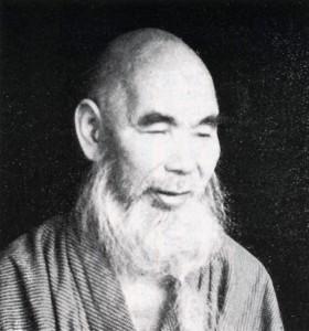 小林吉兵衛 昭和31年7月 亡くなる1ヶ月前に小野洸撮影