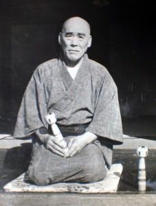 大内今朝吉 撮影;加賀山昇次(昭和29年頃)