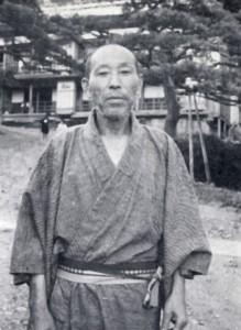 佐藤慶治 昭和34年9月 撮影:山田猷人