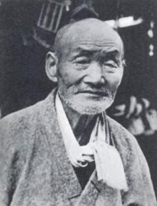 岡崎長次郎 昭和29年 亡くなる年