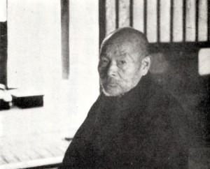 志田五郎八 昭和37年5月 撮影:安孫子春悦