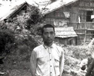 志田栄 昭和37年 撮影:安孫子春悦