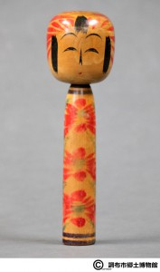 〔19.5cm(昭和初期)(調布市郷土博物館)〕 加藤文成コレクション