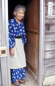 大沼君子 平成14年9月