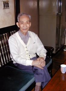 高橋武男  平成13年9月