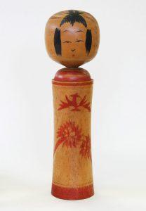 〔30.3cm(昭和16年)(日本こけし館)〕 深沢コレクション
