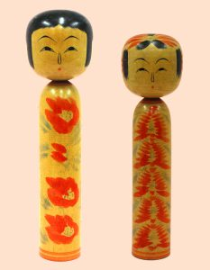 〔右より 20.9cm、24.8cm(昭和15年)(西田記念館)〕 西田コレクション